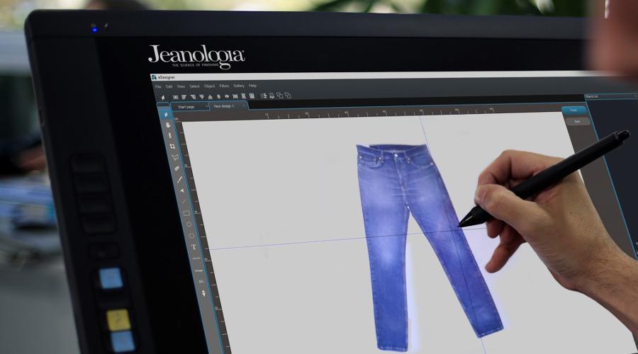 Jeanologia lança software eDesigner